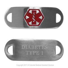 Fashion Alert Medical ID Tags