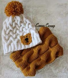 This Pin was discovered by Kri Baby Boy Knitting Patterns, Baby Hats Knitting, Crochet Baby Hats, Knitting For Kids, Crochet For Kids, Knit Patterns, Knitting Projects, Crochet Projects, Knitted Hats