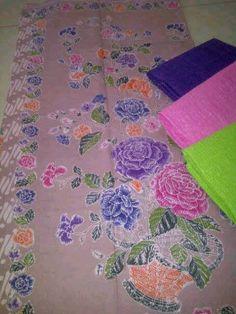 Batik Tulis Mega Mendung khas Cirebon  KAIN BATIK CIREBON