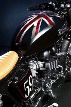 Triumph Bonneville: