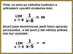 Výsledek obrázku pro matematika vtipy Humor, Awkward, Jokes, Facts, Math Equations, Funny, Husky Jokes, Humour, Funny Photos