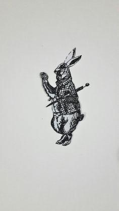 Alice in Wonderland' Rabbit