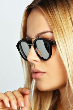 cc0b54579e61 Demi Mirror Metal Bridge Round Frame Sunglasses Round Frame Sunglasses