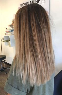 49 Beautiful light brown hair color to try for a new look- The Best Hair Colour . hair ideas 49 Beautiful light brown hair color to try for a new look- The Best Hair Colour . Ombre Hair Color, Hair Color Balayage, Balayage Highlights, Brown Balayage, Caramel Balayage, Balayage Straight Hair, Summer Highlights, Ombre On Straight Hair, Medium Brown Hair With Highlights