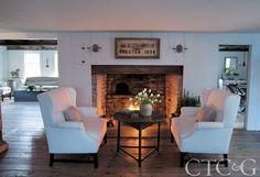 Tour a Historic Killingworth Cottage - Connecticut Cottages & Gardens - March 2012 - Connecticut