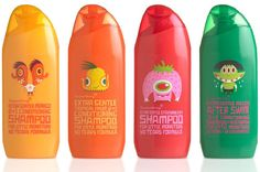 Superdrug Little monsters shampoo packaging Kids Packaging, Packaging World, Beauty Packaging, Cosmetic Packaging, Product Packaging, Product Branding, Cosmetic Design, Little Monsters, Packaging Design Inspiration