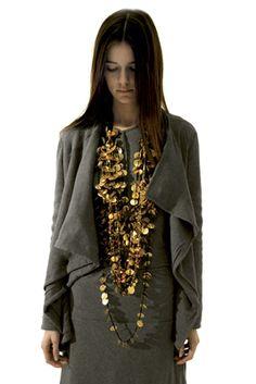 Maria Calderara - great textures and shapes!
