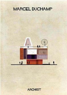 federicobabina-Archist-Duchamp