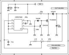 NJM2374AD 小型真空管アンプ用DC-DCコンバータ回路図 12Vto160-200V vacuum tube small amplifier boost up DC-DC power supply schematic
