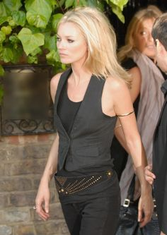 Kate Moss's Best Street Style Moments  - HarpersBAZAAR.com