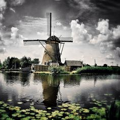 Dutch weather, Dutch windmill