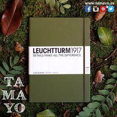 """Si a estas alturas aún no tienes tu agenda para 2016 deberías pasarte por #tamayopapeleria #donostia #sansebastian a por una @leuchtturm1917 Recuerda """"details make all the difference"""" Esta tarde estamos abiertos de 16 a 20h"""