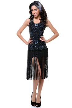 flapper dresses | Flapper Dress | my friendly day