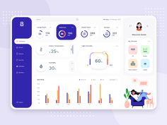 Dashboard Interface, Web Dashboard, Dashboard Design, Interface Design, Interaktives Design, Web Ui Design, Tool Design, Design Thinking, Ui Design Inspiration