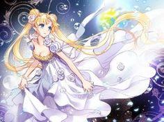 Couverture : Sailor Moon, Tome 18 : Le Chaos Galactique