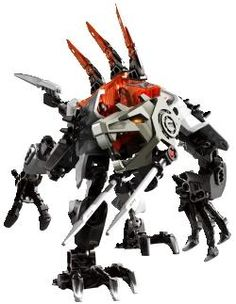 Educational toys designed to inspire. With the latest learning toys, construction toys and more, your little ones can enjoy endless hours of imaginative play. Lego Bionicle Sets, Bionicle Heroes, Lego Robot, Lego Mecha, Robot Art, Ranger, Kid Cobra, Jurassic World Dinosaurs, Hero Factory