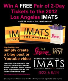 IMATS Competition 2nd Love Cosmetics #imats #cosmetics #makeup #beautygurus