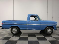 This 1972 Ford F-100 is listed on Carsforsale.com for $19,995 in Lithia Springs, GA
