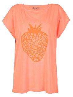 Loose summer t-shirt
