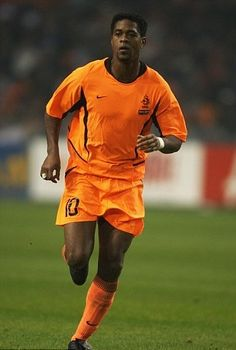 Legend: the mighty man mountain Patrick Kluivert