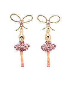 Luxury Pas de deux earrings
