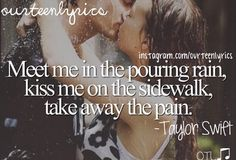 Sparks Fly- my favorite song by taylor