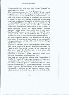 """Scritto (marzo 2015) dal prof.Maurizio Angelini, Coordinatore Regionale Anpi Veneto. Tratto da """"Racconti e Ricordi sulla Resistenza in Riviera del Brenta"""" ne """"Una stele per Romeo Isepetto""""."""