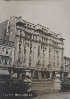 Once Upon A Time in Bucharest: Hotel Splendid Bucharest Romania, Modernism, Once Upon A Time, Time Travel, 1950s, Louvre, Traveling, Street View, Memories