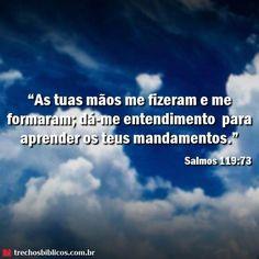 Salmos 119:73