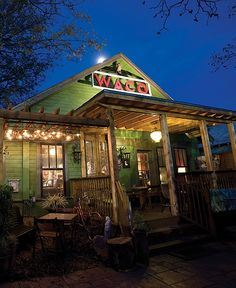 the coffee house to end all coffee houses—common grounds. (waco, texas)