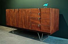 Stag Sideboard by John and Silvia Reid @funcfurniture.de. | func. furniture