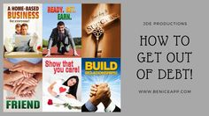 How To Get Out Of Debt With A Greeting Card Home Based Business