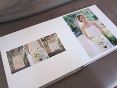my wedding album