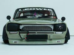 Skyline 2000 - Scale Model modified