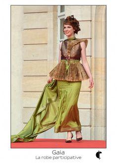 Gaia – Fabienne Dimanov Paris Facon, Gaia, Victorian, Dresses, Dress Ideas, Vestidos, Dress, Gown, Outfits