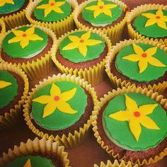 Dementia Friends fundraising vanilla cupcakes My Cake Creations