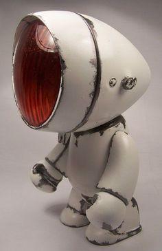 scrap metal for art Robots Steampunk, Arte Steampunk, Arte Robot, Robot Art, Merci Gif, Sculpture Metal, Sculpture Ideas, Art Sculptures, Metal Art Projects