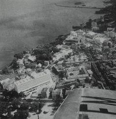 Diogenes Rebouças - Hotel da Bahia (1948-1951)  L'Architecture d'Aujourd'hui n. 52 (jan.-fev. 1954)