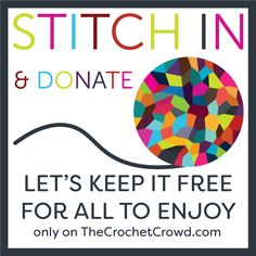 The Crochet Crowd free crochet patterns directory of categories. From beginner, easy, intermediate to advance level crochet patterns to try. Crochet Crowd, All Free Crochet, Crochet Granny, Baby Blanket Crochet, Easy Crochet, Learn To Crochet, Crochet Baby, Crochet Hearts, Crochet Diagram
