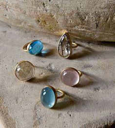 Pin by shivani seeta on Cute jewelry in 2020 Crystal Jewelry, Gemstone Jewelry, Gold Jewelry, Jewelry Accessories, Jewelry Design, Jewellery, Womens Jewelry Rings, Cute Jewelry, Bohemia Jewelry