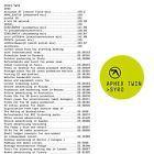 Appena arrivato in negozio ...vi aspettiamo......Aphex twin - Syro - CD Nuovo Sigillato