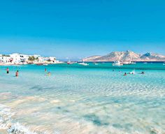 Koufonisia Island, Greece