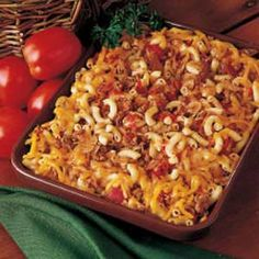 Sausage and Sauerkraut Casserole Recipe. The German in me can't wait to try this one!