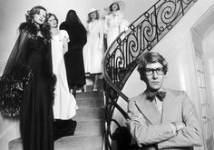 1970s Yves Saint Laurent | 1970s Fashion History Yves Saint-Laurent