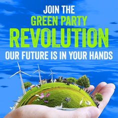 #OurRevolution #JillStein #GreenParty Bernie Sanders, Radical Acceptance, Jill Stein, 2016 Election, Green Logo, Green Party, Greater Good, Pro Choice, Political Party