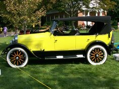 My fathers 1922 Studebaker Model EL Special Six Touring