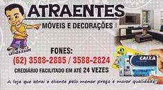 Eu recomendo Atraentes Móveis- Setor Garavelo de Aparecida de Goiânia, #Aparecida de Goiânia, #Goiás, #Brasil