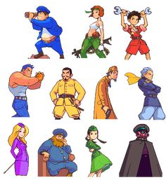 Game Character, Character Concept, Advance Wars, Oriental, Video Game Art, Super Smash Bros, Cartoon Styles, Anime Love, Pixel Art