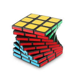 UnEven 3x3x9 IQ Brick