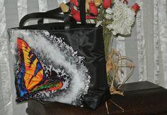 Butterfly Shoulder Bag. $21.99, via Etsy.